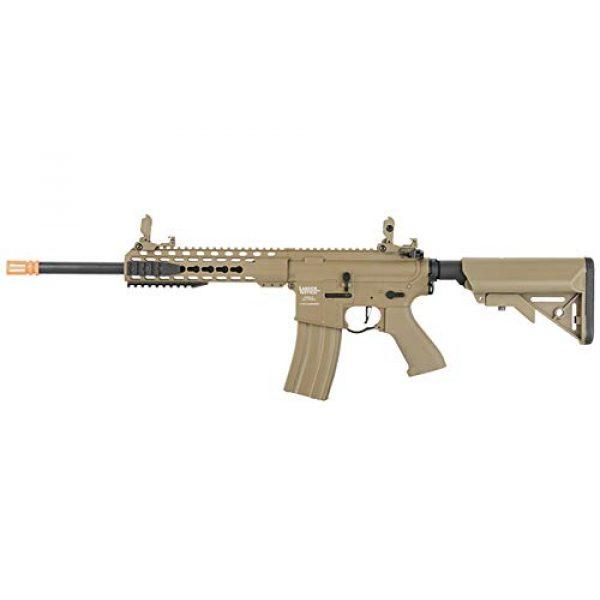 Lancer Tactical Airsoft Rifle 1 Lancer Tactical LT-19 Full Metal M4 Carbine AEG Airsoft Rifle