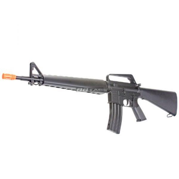 BBTac Airsoft Rifle 3 BBTac m16a2 airsoft gun vietnam style spring airsoft gun rifle with warranty(Airsoft Gun)