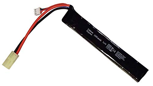 Elite Force Airsoft Battery 1 Elite Force 7.4V LiPo 1500 Stick Battery