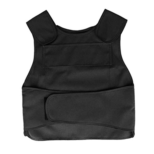 BESPORTBLE Airsoft Tactical Vest 5 BESPORTBLE Tactical Paintball Vest Army Airsoft Adjustable Vest Assurance Bullet Supplement Vest for Cosplay Combat War Game