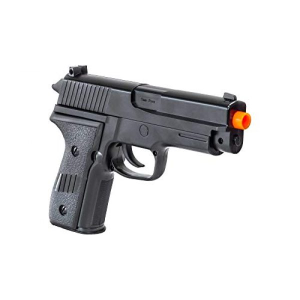 Fire Power Airsoft Pistol 5 Firepower Interrogator Spring Powered Airsoft Pistol, 260 FPS