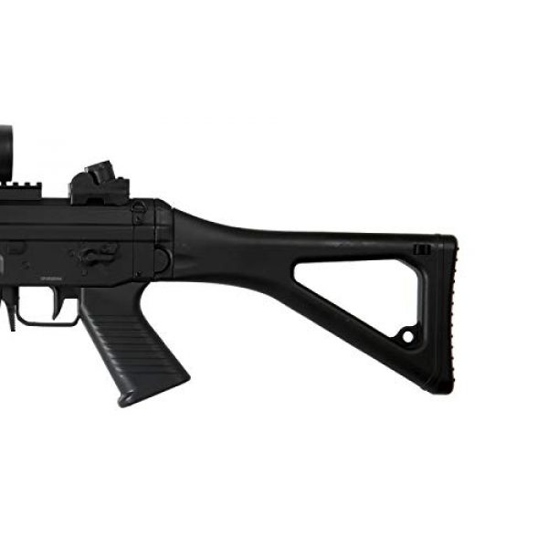 Double Eagle Airsoft Rifle 4 Double Eagle M82 Full Auto Airsoft Electric Gun Folding Stock 200fps