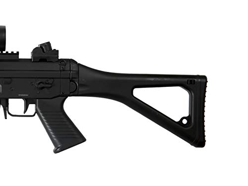 Airsoft Double Eagle Airsoft Rifle 6 AirSoft Double Eagle M82P SIG 552 Semi/Full Auto Electric Assault Rifle AEG