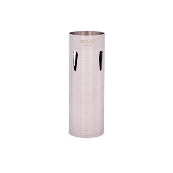 AOLS Airsoft Cylinder 3 AOLS Stainless Steel Cylinder D Type for AEG Gearbox