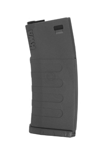 KWA  1 KWA Airsoft 120rd Polymer K120 Mid-Cap Magazine for M4 / M16 AEGs