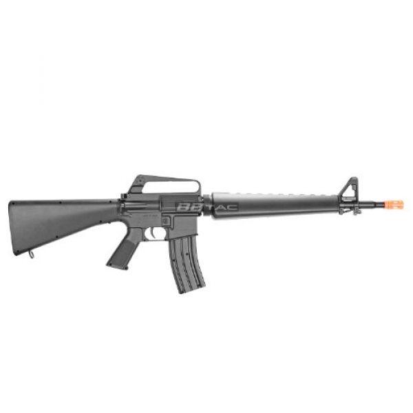 BBTac Airsoft Rifle 2 BBTac m16a2 airsoft gun vietnam style spring airsoft gun rifle with warranty(Airsoft Gun)