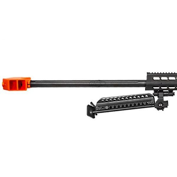 Lancer Tactical Airsoft Rifle 6 Lancer Tactical M82 Polymer Spring Sniper Rifle w/Bipod Airsoft Gun