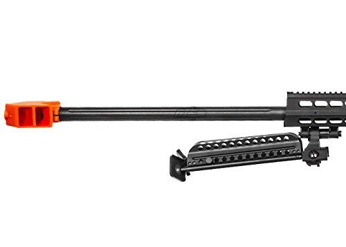 Lancer Tactical  6 Lancer Tactical M82 Polymer Spring Sniper Rifle w/Bipod Airsoft Gun