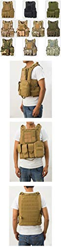 ATAIRSOFT Airsoft Tactical Vest 4 ATAIRSOFT Molle Tactical Airsoft Paintball Vest