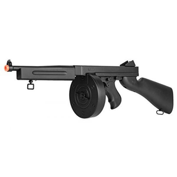Well Airsoft Rifle 6 Well D98 M1A1 WWII Submachine Gun AEG
