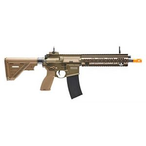 Elite Force Airsoft Rifle 1 Heckler & Koch Airsoft Rifle 416 A5 6mm Tan, Multi, One Size (2262069)