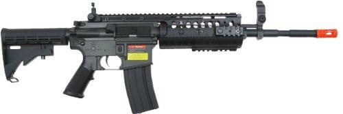 Jing Gong (JG)  2 JG m4a1 s-system aeg electric airsoft gun - black(Airsoft Gun)