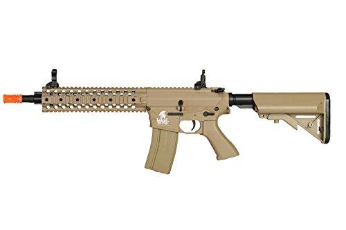 Lancer Tactical Airsoft Rifle 1 Lancer Tactical Airsoft LT-12T RIS EVO Metal Gearbox AEG - TAN