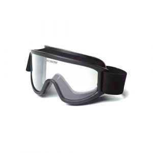 ESS Airsoft Goggle 1 ESS ESS Tactical XT Military Goggles with Black Frame