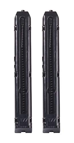Crosman Airsoft Magazine 2 Crosman 0481 Spare Clip For C11 / P10 Series Air Pistols
