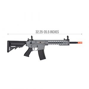 Lancer Tactical Airsoft Rifle 1 Lancer Tactical Gen 2 EVO AEG LT-12 AEG Electric Aerosoft Gun