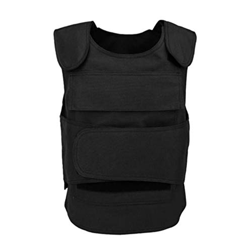 BESPORTBLE Airsoft Tactical Vest 6 BESPORTBLE Tactical Paintball Vest Army Airsoft Adjustable Vest Assurance Bullet Supplement Vest for Cosplay Combat War Game
