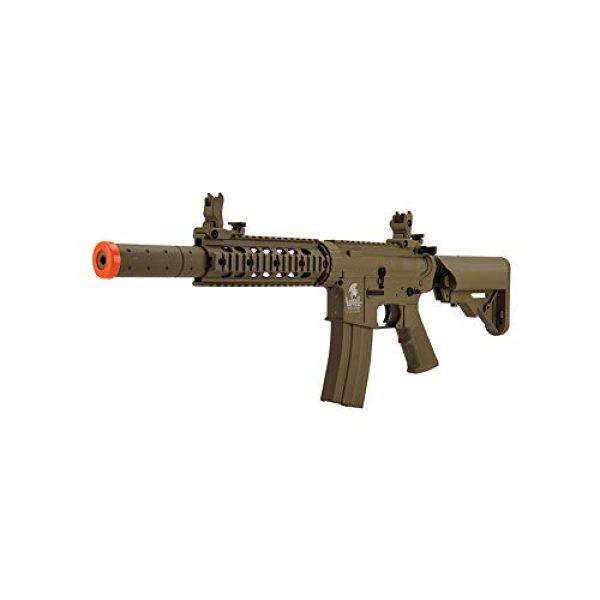 Lancer Tactical Airsoft Rifle 2 LANCER TACTICAL Gen 2 Polymer SD AEG Airsoft Gun
