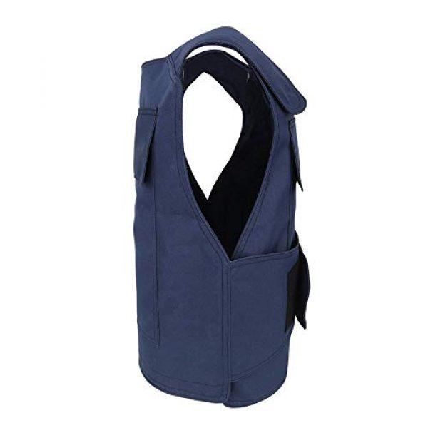 JUM Airsoft Tactical Vest 3 JUM Hunting Vests, Security Guard Vest Vest Cs Field Genuine Tactical Vest Clothing Cut Proof Protecting Clothes for Men Women Drop Shipping