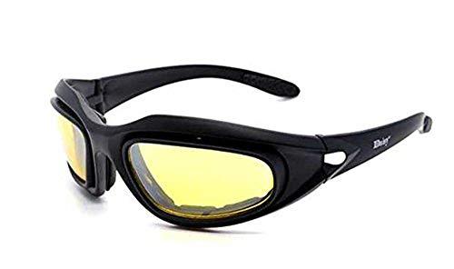 ZoliTime Airsoft Goggle 3 Outdoor Daisy C5 Goggles Glasses Polarized Sunglasses Night Vision Windproof