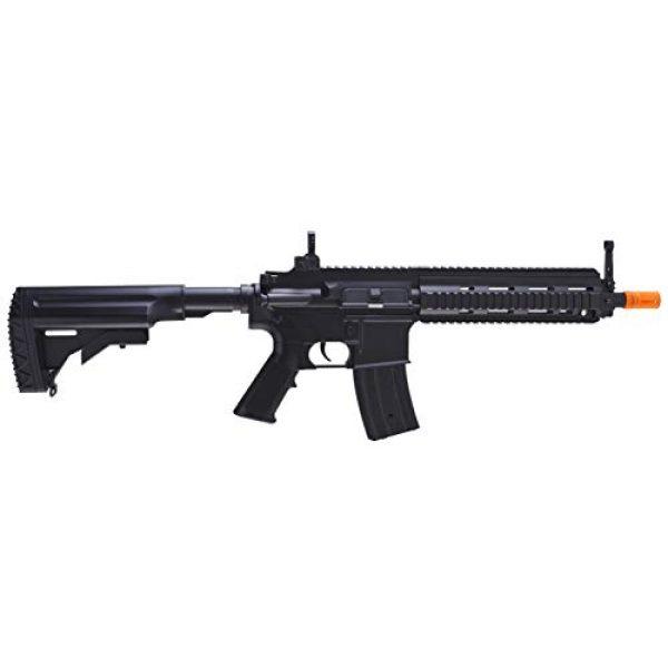 Umarex Airsoft Rifle 2 HK Heckler & Koch HK416 AEG 6mm BB Rifle Airsoft Gun, Black