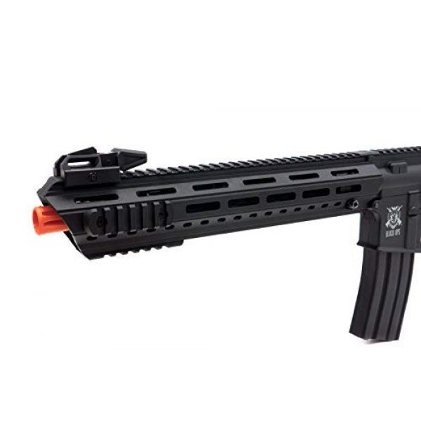 Black Ops Airsoft Rifle 5 Black Ops Airsoft Guns Rifle- Electric Full Metal M4 Viper Elite Upgraded
