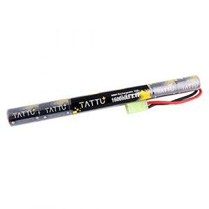 TATTU+ Airsoft Battery 1 TATTU 8.4V NiMH Battery