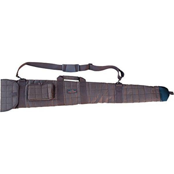 """Wild Hare Shooting Gear Airsoft Gun Case 1 Peregrine, Wild Hare Gunslip, 54"""" Premium, Hedgetweed Brown"""