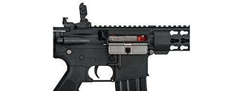 "Lancer Tactical Airsoft Rifle 5 LANCER TACTICAL Gen 2 LT-19 Carbine 10"" AEG Electric Automatic Aerosoft Gun"