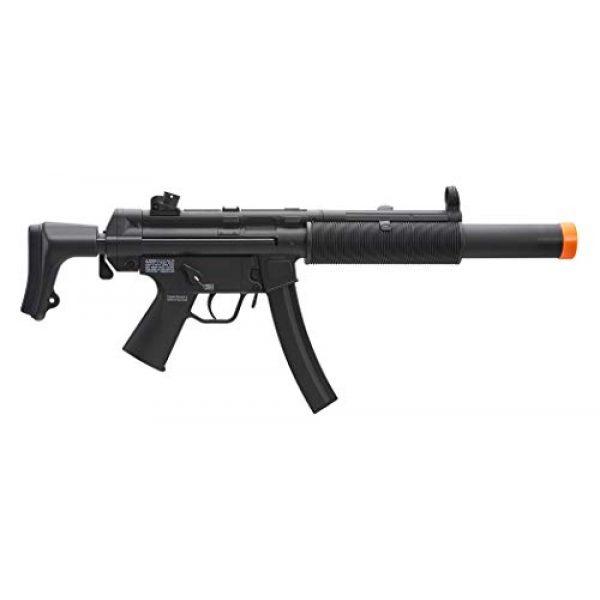 Elite Force Airsoft Rifle 5 HK Heckler & Koch MP5 AEG Automatic 6mm BB Rifle Airsoft Gun, MP5 SD6
