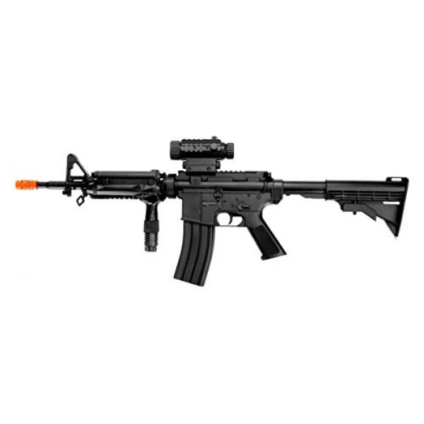 Well Airsoft Rifle 1 Well D92H M4A1 Airsoft Electric Rifle Gun AEG Full Auto with Tactical Accessories