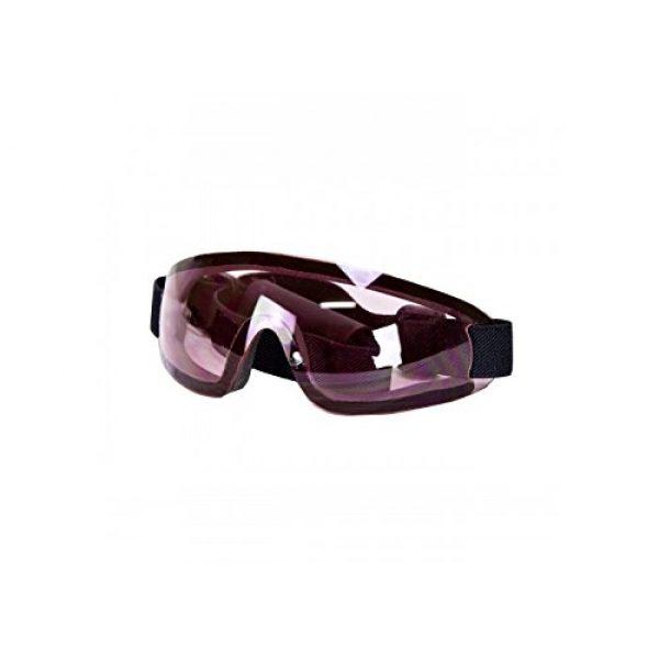 Bravo! Airsoft Goggle 5 Bravo! Tactical Low Profile Airsoft Goggles