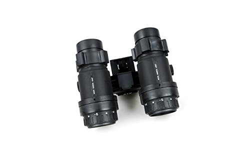 TMC Airsoft Tool 5 TMC Black Dummy ANVIS9 Night Vision Aviator's Goggles for Airsoft Tactical Hunting Game