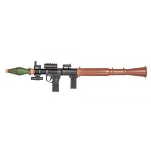 UKARMS Airsoft Rifle 1 UKARMS Dummy Bazooka Spring Airsoft Rifle Gun FPS 175