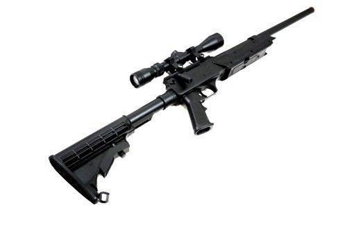 CYMA Airsoft Rifle 2 460 fps cyma aps sr-2 modular full metal bolt action sniper rifle w/ scope pkg(Airsoft Gun)