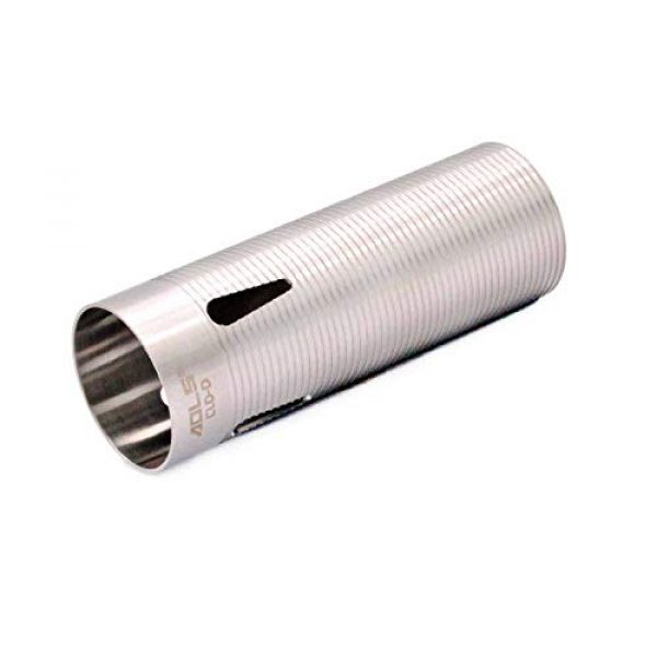 AOLS Airsoft Cylinder 1 AOLS Stainless Steel Cylinder D Type for AEG Gearbox