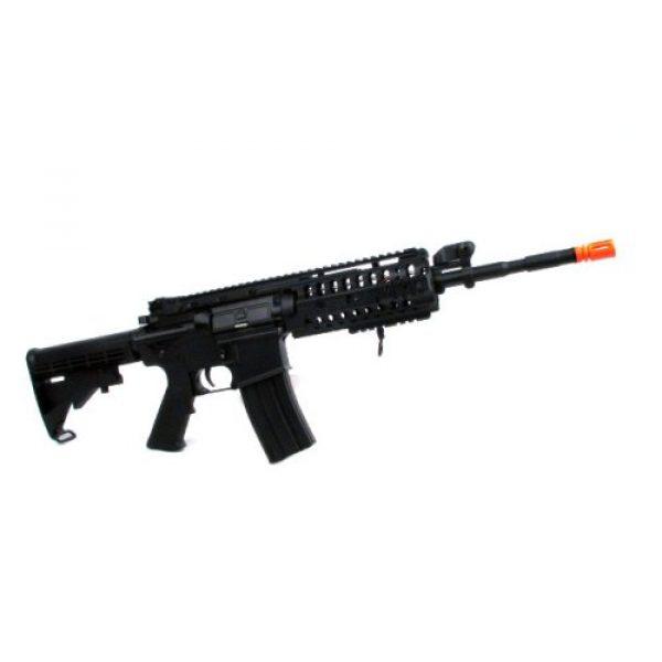 Jing Gong (JG) Airsoft Rifle 2 Jing Gong JG M4 RIS System Airsoft Gun 500 FPS