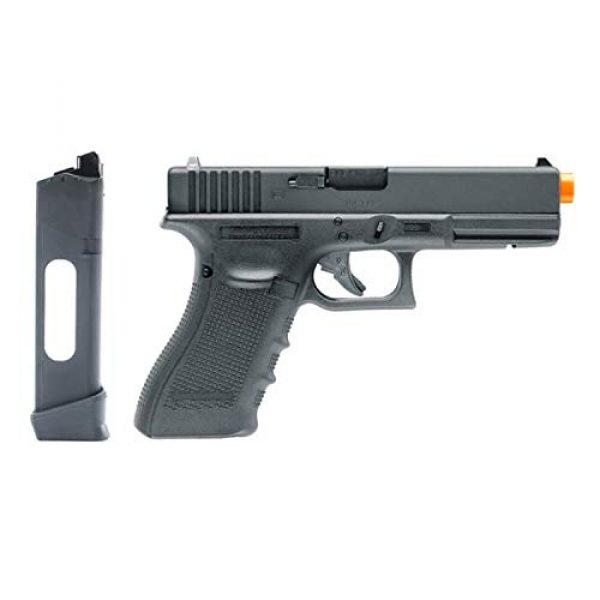 "Umarex USA Airsoft Pistol 4 Umarex USA, Glock Air Pistols, Model 17 Gen 4, 6mm, 3 3/4"" Barrel, Fixed Sights, Black"