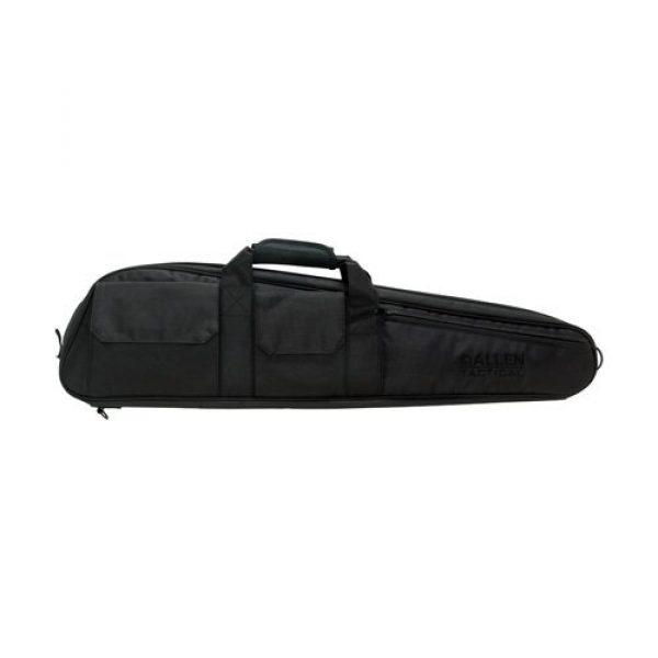 """Allen Company Rifle Case 1 Allen Pistol Grip Shotgun Case, 32"""", Black"""