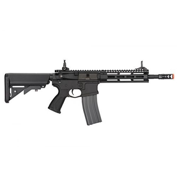 G&G Airsoft Rifle 7 G&G CM16 Raider 2.0 6mm AEG Airsoft Rifle in Black w/Battery & Charger