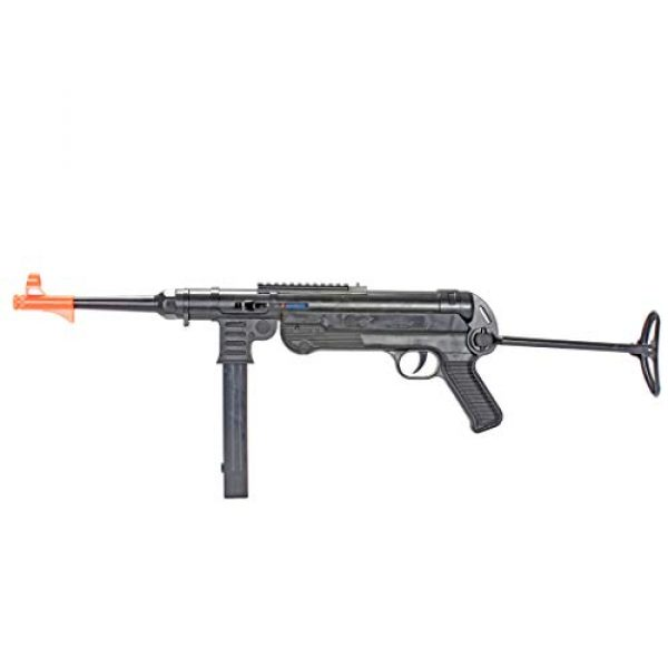 BBTac Airsoft Rifle 5 BBTac Airsoft BT-M40 Spring Loaded Rifle WWII Replica