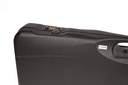 Negrini Cases Airsoft Gun Case 3 Negrini Cases 1652LR-TS/5040 Shotgun Case for O/U ABS/1 Gun/1 Barrel up to 33 1/2-Inch with 3 Tube Set