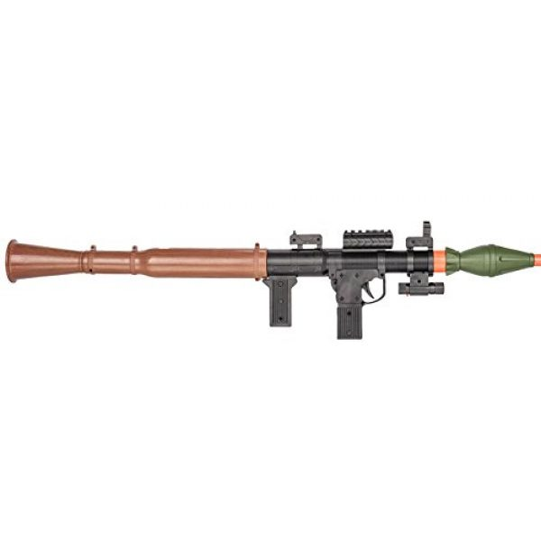 UKARMS Airsoft Rifle 2 UKARMS Dummy Bazooka Spring Airsoft Rifle Gun FPS 175