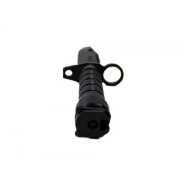 MetalTac Airsoft Tool 4 MetalTac Airsoft Rubber Combat Bayonet Knife with Scabbard/Sheath