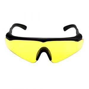 Foritone Airsoft Goggle 1 FORITONE Tactical Ballistic Shatterproof Wrap-Around Sunglasses