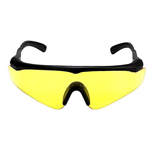 Foritone Airsoft Goggle 1 FORITONE Tactical Ballistic Shatterproof Wrap-Around Sunglasses