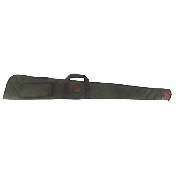 TOURBON Rifle Case 2 TOURBON Nylon Gun Case for Shotgun Rifle with Zipper Pocket