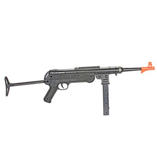 BBTac Airsoft Rifle 4 BBTac Airsoft BT-M40 Spring Loaded Rifle WWII Replica