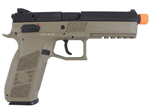 ASG Airsoft Pistol 2 ASG CZ P-09 Gas Powered Airsoft Pistol with Outer Barrel Threading