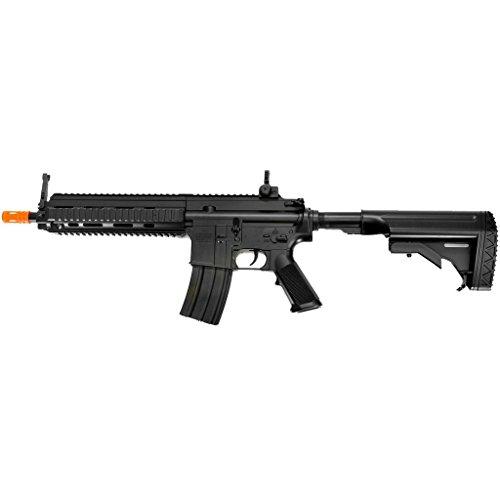 BBTac  5 BBTac Airsoft Rifle M804 416 Full & Semi Auto Electric Gun AEG Shoots 6mm BBS